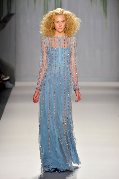 Jenny Packham at New York Fashion Week Spring 2014 - Livingly