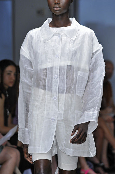 Jeremy Laing at New York Spring 2009 (Details)