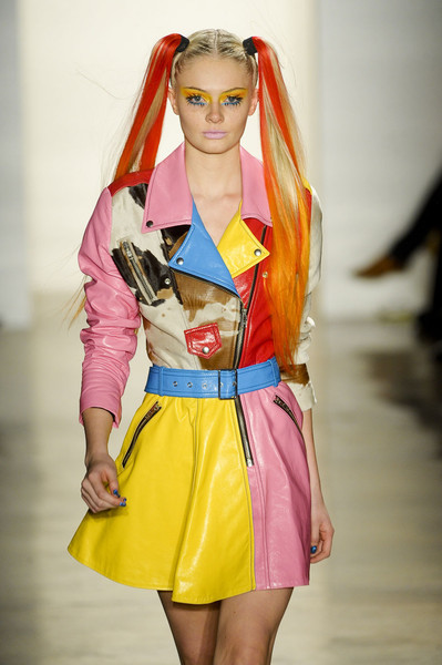 Jeremy Scott at New York Fall 2011