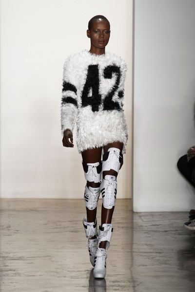Jeremy Scott at New York Fall 2014