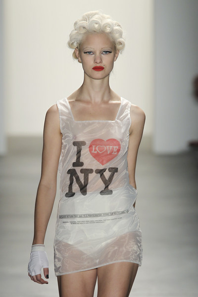 Jeremy Scott at New York Spring 2011