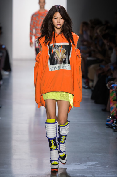 Jeremy Scott at New York Spring 2019