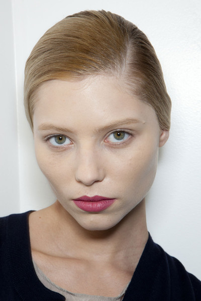 Jil Sander at Milan Fall 2012 (Backstage)