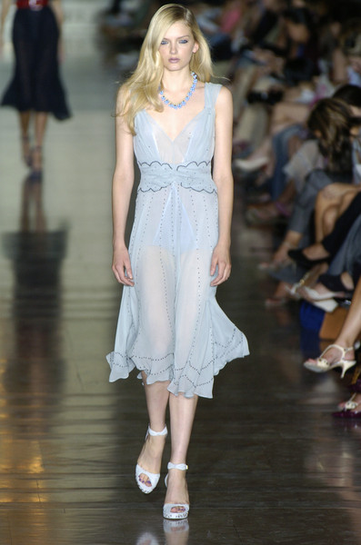 Jill Stuart at New York Spring 2005