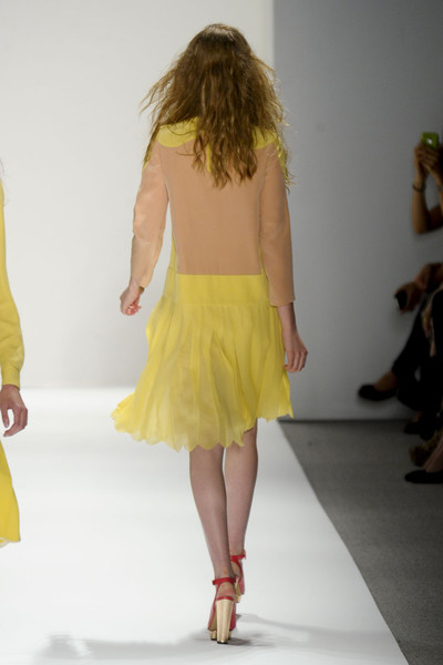 Jill Stuart at New York Spring 2012