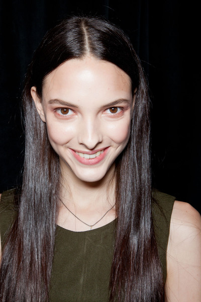 Jill Stuart at New York Spring 2013 (Backstage)