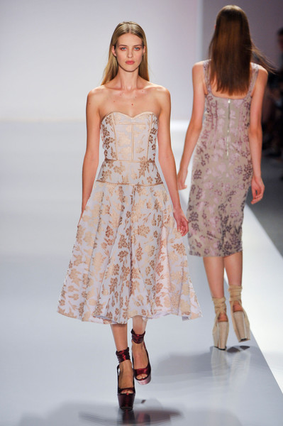 Jill Stuart at New York Spring 2013