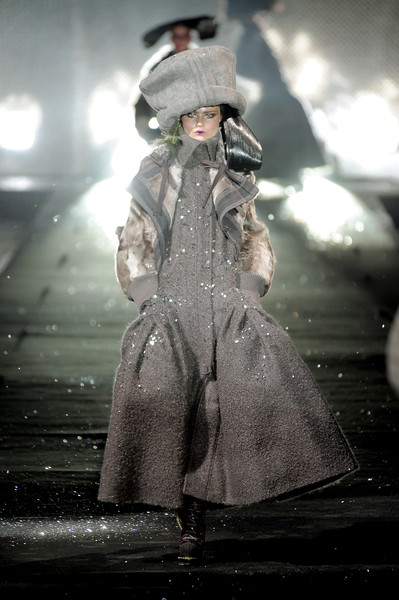 John Galliano at Paris Fall 2010