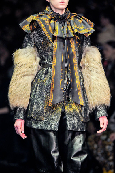 John Galliano at Paris Fall 2012 (Details)