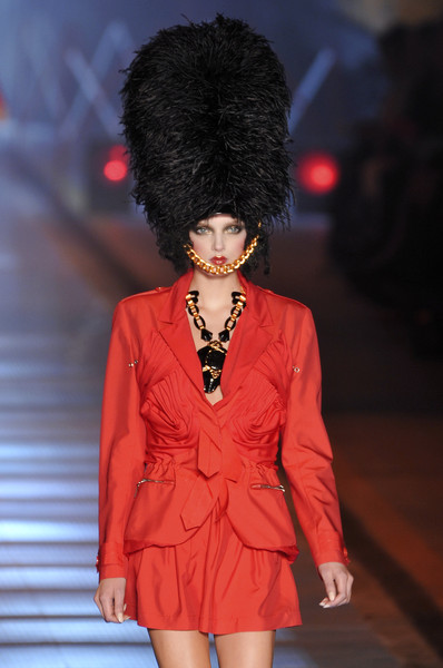 John Galliano at Paris Spring 2009