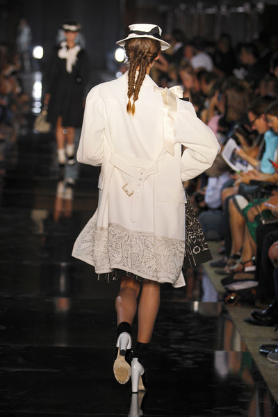 John Galliano at Paris Spring 2012