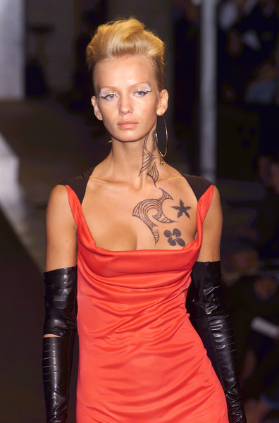 John Richmond at Milan Spring 2001
