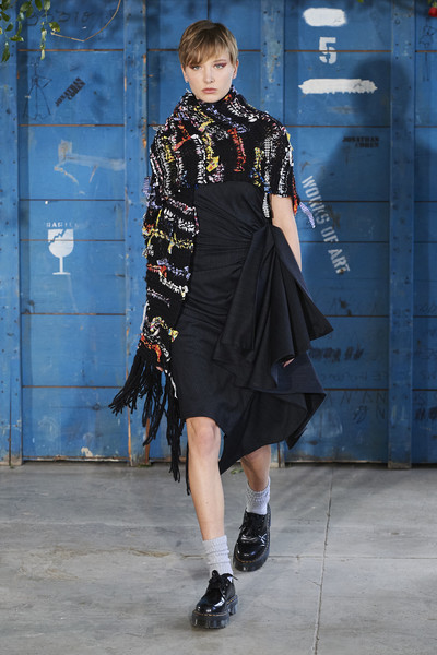 Jonathan Cohen at New York Fall 2020