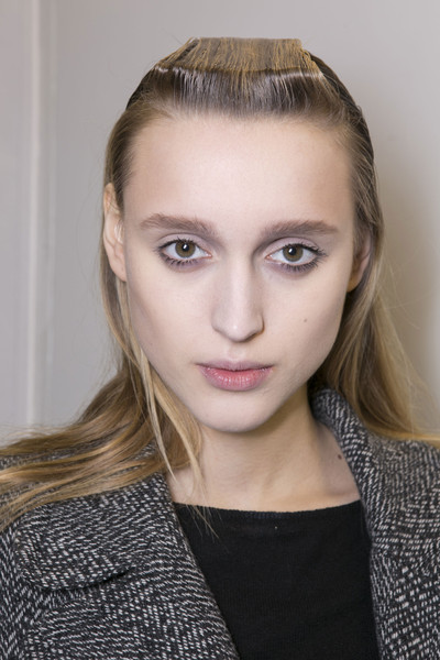 Julien David at Paris Fall 2013 (Backstage)