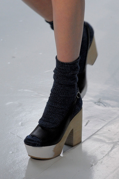 Julien David at Paris Fall 2013 (Details)