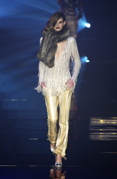 Julien Macdonald at London Fall 2004