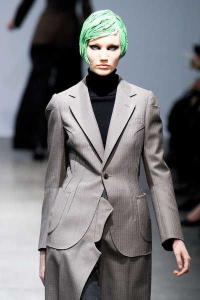 Junya Watanabe at Paris Fall 2012