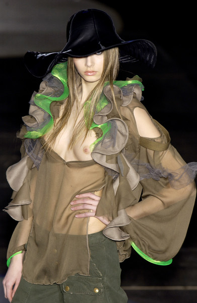 Just Cavalli at Milan Fall 2003