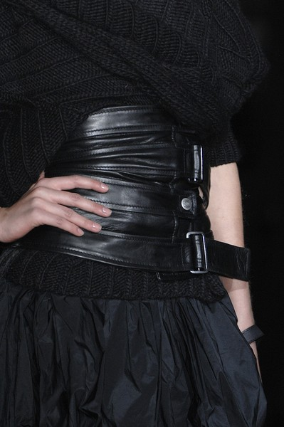 Just Cavalli at Milan Fall 2007 (Details)