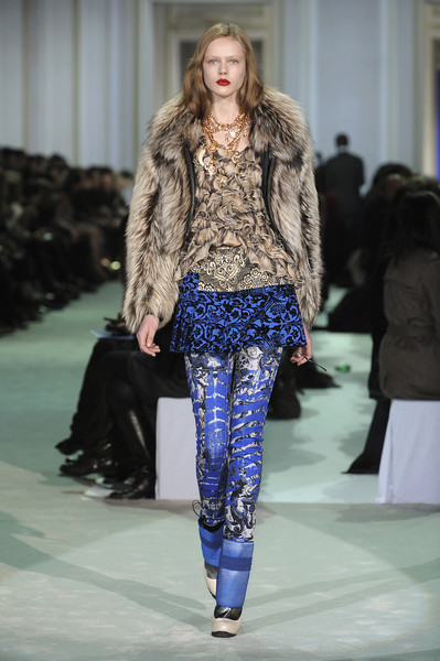 Just Cavalli at Milan Fall 2010