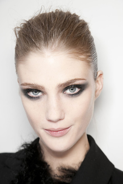 Just Cavalli at Milan Fall 2011 (Backstage)