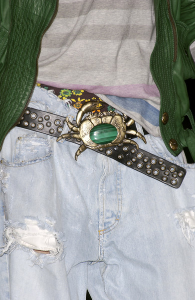 Just Cavalli at Milan Spring 2004 (Details)