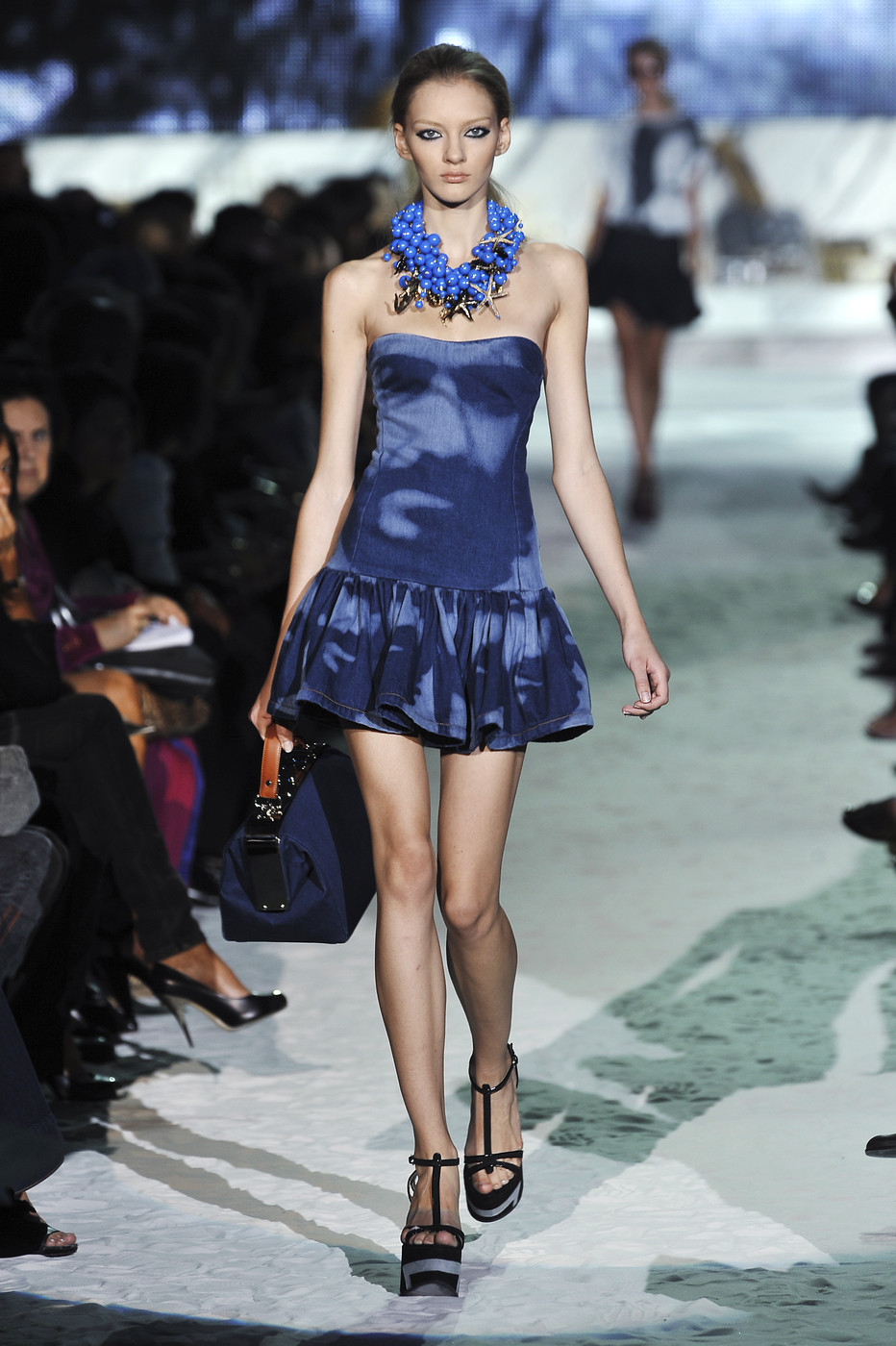 Just Cavalli Spring 2009 Runway Pictures