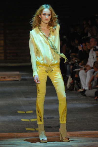 Just Cavalli at Milan Spring 2012