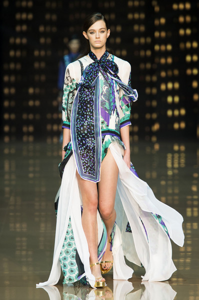 Just Cavalli at Milan Spring 2015