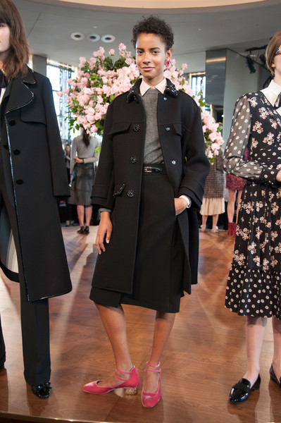 Kate Spade at New York Fall 2016 [clothing,fashion,coat,overcoat,trench coat,outerwear,event,footwear,haute couture,dress,fashion,haute couture,runway,model,spur,trench coat,new york,new york fashion week,kate spade,fashion show,kate spade new york,runway,fashion,fashion show,new york,haute couture,model,spur]