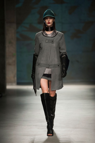 Kenneth Cole at New York Fall 2013