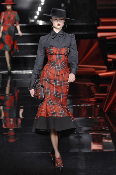 Kenzo at Paris Fall 2007