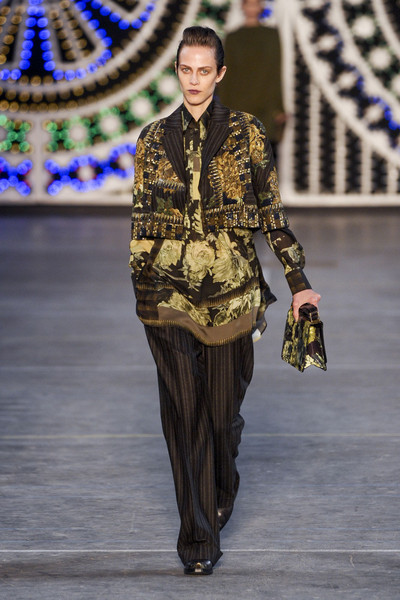 Kenzo at Paris Fall 2011