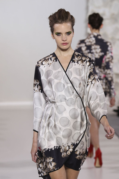 Kinder Aggugini at London Spring 2012