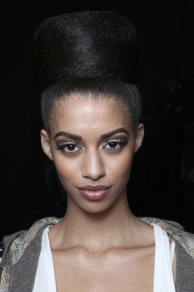 L.A.M.B. at New York Fall 2011 (Backstage)