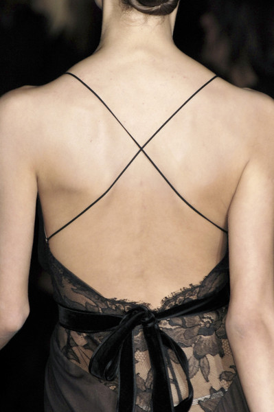 La Perla at Milan Fall 2006 (Details)