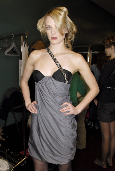 La Perla at Milan Fall 2007 (Backstage)