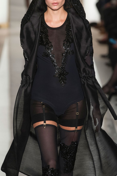 La Perla at Couture Spring 2015 (Details) [couture spring 2015,clothing,fashion,fashion model,stocking,leg,thigh,tights,fashion show,see-through clothing,haute couture,la perla,lolita fashion,fashion,clothing,haute couture,model,gothic fashion,runway,fashion show,runway,fashion,fashion design,model,fashion show,lolita fashion,clothing,milan fashion week,gothic fashion,haute couture]
