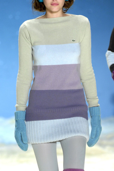 Lacoste at New York Fall 2008 (Details)