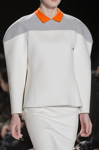 Lacoste at New York Fall 2013 (Details)