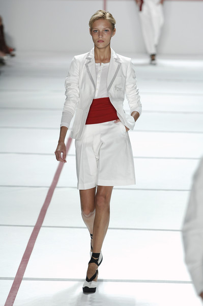 Lacoste at New York Spring 2008