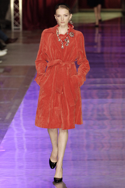 Lanvin at Paris Fall 2005