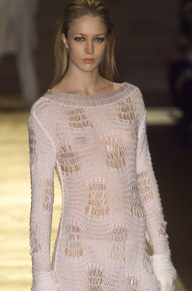 Laura Biagiotti at Milan Fall 2001