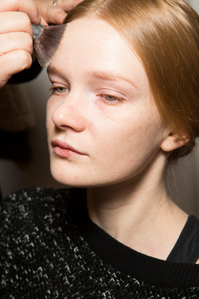 Laura Biagiotti at Milan Fall 2014 (Backstage)