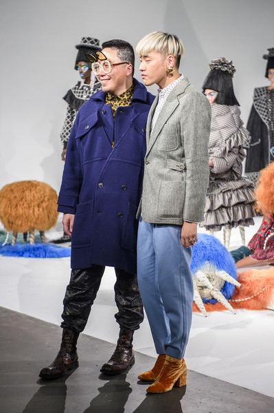 Laurence & Chico at New York Fall 2018
