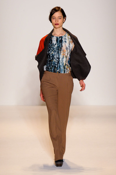 Lela Rose at New York Fall 2011