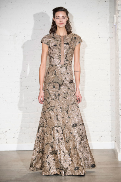 Lela Rose at New York Fall 2017 [fashion model,fashion,clothing,dress,fashion show,runway,haute couture,gown,neck,day dress,gown,cocktail dress,runway,fashion,haute couture,wedding dress,model,photo shoot,new york fashion week,fashion show,runway,fashion show,cocktail dress,wedding dress,haute couture,fashion,gown,model,photo shoot,supermodel]