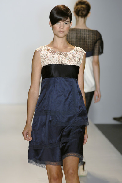 Lela Rose at New York Spring 2008