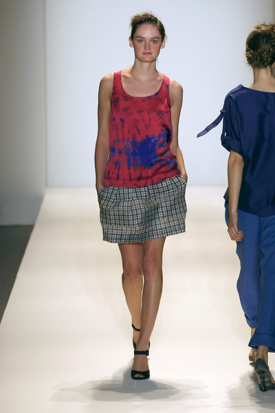 Lela Rose at New York Spring 2009