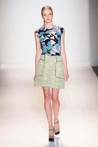 Lela Rose at New York Spring 2013